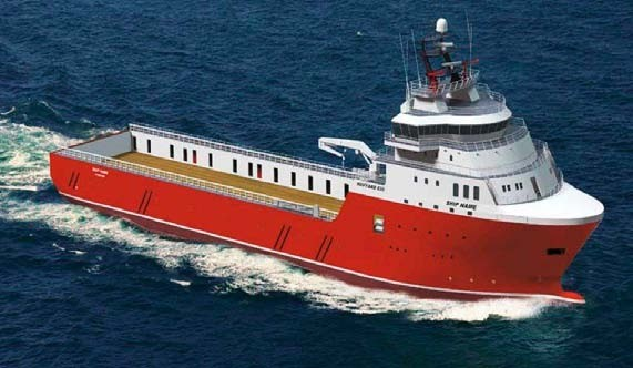 Platform Supply Vessel 65 M